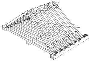 Holzbau detail  Holzbau in Aachen – Dachdeckung & Fassadenbekleidung
