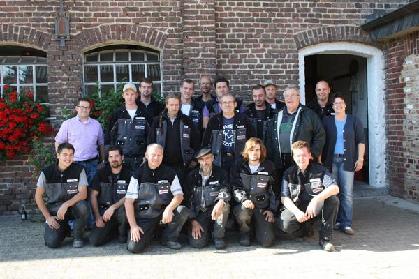 Die Mitarbeiter der Leymann GmbH in Aachen